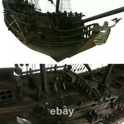 150 DIY Craft Wood Boat Model Kit for Black Pearl Sailing Pirates ship Assembly