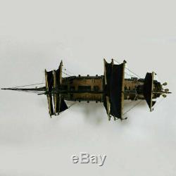 32 Inch Ship Assembly Model DIY Kits Wooden Sailing Boats Decoration Toy DIY