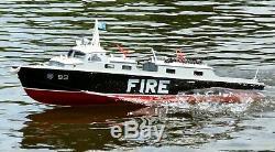 46 Inch Model Boat R. A. F. Crash Tender