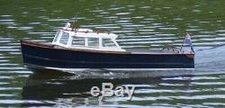 A Large 36 (Police Launch) Model Boat Kit (A PHIL SMITH ORIGINAL VERON DESIGN)