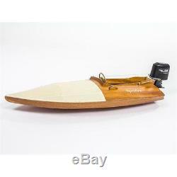 Aeronaut Spitfire Vintage Outboard Racing Boat Model Boat Kit AN3052/00