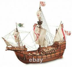 Artesania Latina 1492 Santa Maria Caravel 165 Wooden Model Boat Ship Kit 22411N