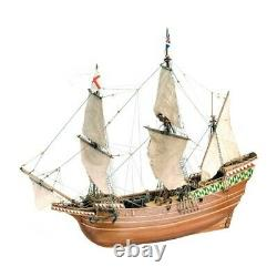Artesania Latina 1620 Mayflower 164 Wooden Model Boat Kit 22451
