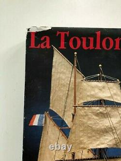 Artesania Latina La Toulannaise Wood Model Ship Kit in 170