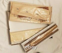 Artesania Latina Morgan's 1841 Whale Boat Wood Model Kit 125 NEW