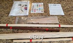 Billing Boats CUTTY SARK NR. 564 Wood Model Kit WITH FITTINGS (UNBUILT) Denmark