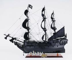 Black Pearl 35 Handcrafted Wooden Tall Ship Model Pirates of the Caribbean