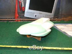 Cavacraft's ITO Model K Battery Powered Wood Boat hydroplane rare kit