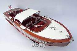 Century Coronado 1958 Wooden Model Boat