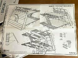 Corel Wasa Sezione Armata Sm39 124 Scale Gun Deck Cross Section Model Kit