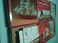 Cutty Sark Wood Model Kit #564 By Billing Boats