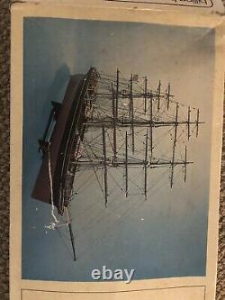 Cutty sark model ship Kit. Billing Boats Denmark Long 43