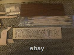 Cutty sark model ship kit 43 long, trade for another boat kit