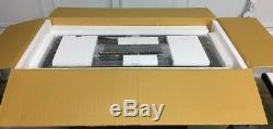 Display Case, Wood With Mahogany Finish, Acrylic Panels, For Boat Models & Other