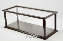 Display Case for Speed Boat 36 Wooden Display Case for Boat Model