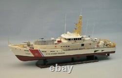 Dumas 39 The USCoast Guard Fast Response Cutter Boat Wood Model Kit (1/48)