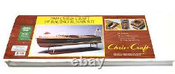 Dumas Boats 1249- 1949 19' Chris Craft Racing Runabout 28- Model Kit