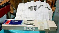 Dumas Boats US Coast Guard 44' Lifeboat kit #S200 Wood 33'' Model 2001 unbuilt