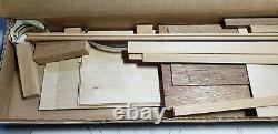 Dumas Sk Daddle 20 26 Wood Model Boat Kit In Original Box