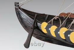 Dusek Viking Ship Gokstad 135 Scale D006 Model Boat Kit