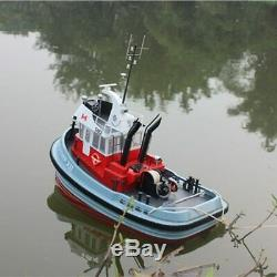 Fraser River tug boat Scale 1/20 500 mm two motors RC Model kit Gift