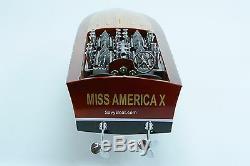 Gar Wood Miss America X 32 Handmade Wooden Model Race Boat Model