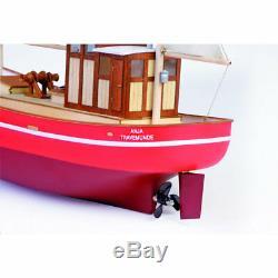 Graupner Anja SL35 Fishing Boat (G2120) RC Model Boat Kit