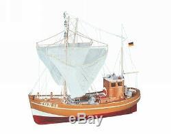 Graupner Crab Cutter Krabbe Tön 12 Radio Control Model Boat Kit