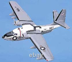 Grumman HU-16 Albatross Air-Sea Rescue Flying Boat Aircraft Wood Model Big New