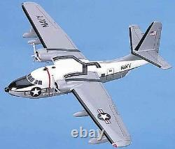 Grumman HU-16 Albatross Air-Sea Rescue Flying Boat Aircraft Wood Model Small New