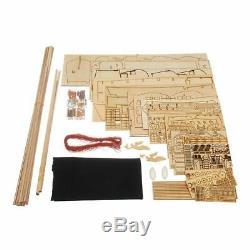 Handmade Ship 32 inch Wooden Sailing Boat Model Kit Ships wood model