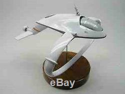 Hydrofoil Extreme Ship Romania Boat Wood Model Replica Big Free Shipping