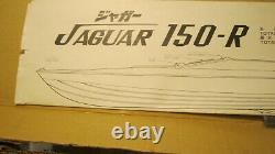KNK 59'' Radio Controlled Jaguar 150-R Racing Model Boat Kit
