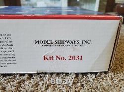 Kate Cory Ship Model Shipways' Solid Hull wooden kit NIB #2031