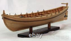 Life Boat of USS Bonhomme Richard Scale 1/48 Wood model ship kit- 3 type