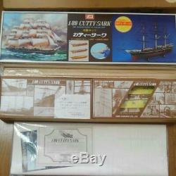 Luxury classic sailing boat Wood model kits Imai 1/80 Cutty Sark The King wooden