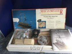 MODEL SHIPWAYS PRINCE DE NEUFCHATEL # 2110 Condition is New old stock