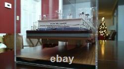 Magnificent Model of the Original Push-Boat Bilbo Williams