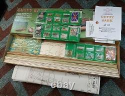 Mantua CUTTY SARK Wooden Ship 178 Scale Model Kit #789 NIB RARE