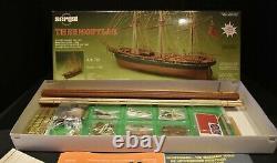 Mantua Model 791 Thermopylae English Tea Clipper 1124 Model Boat Kit