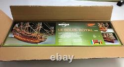 Mantua Model 796 Soleil Royale 177 and a FREE Billing Boats Bounty150