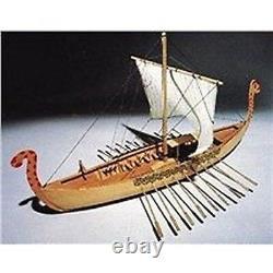 Mantua Models Viking Long Boat Period Ship Kit 780
