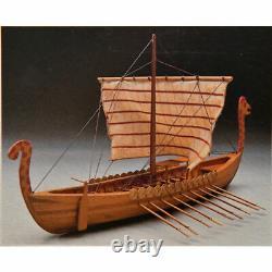Mantua Viking Ship 140 (780) Static Model Boat Kit