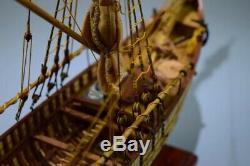 Marmara Trade Boat 17 148 Unassembly Wood model ship kit -standard packet