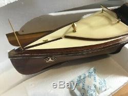 Mercedes Benz Autoboot 1/18 Model Boat Spark Very Rare