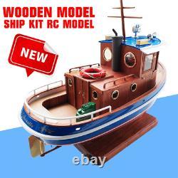 Micro Tug boat M3 118 273mm Wooden model ship kit RC model wood model kit