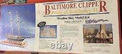 Model Shipways Baltimore Clipper PRIDE OF BALTIMORE 2