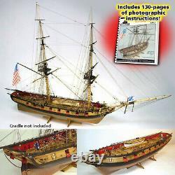 Model Shipways SYREN US BRIG 1803 164 SCALE