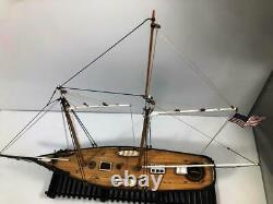 Model Shipways Yacht America Schooner 1851