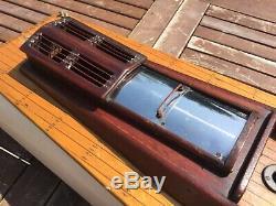Model boat. Bassett lowke early pre war streamlinea
